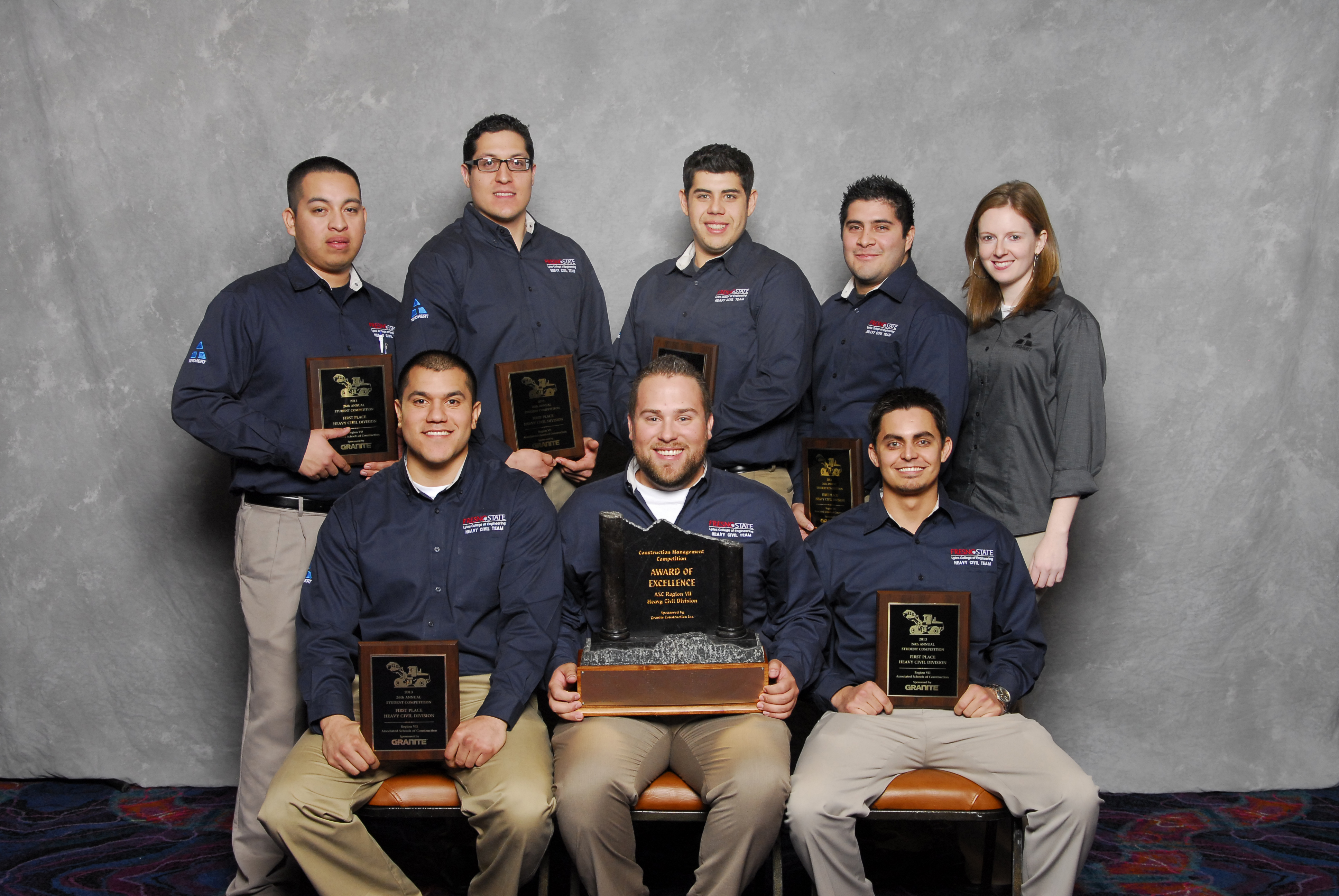 Fresno State Heavy Civil Team